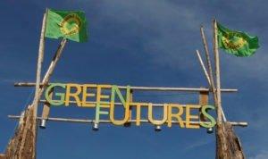 Henrys Beard - Green Futures Glastonbury