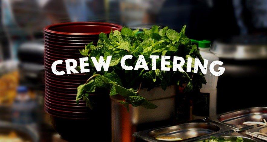 Henrys Beard - Crew Catering